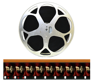 16mm Film ohne Tonspur