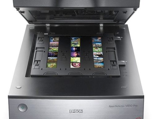 Dias digitalisieren mit dem Epson Perfection Pro
